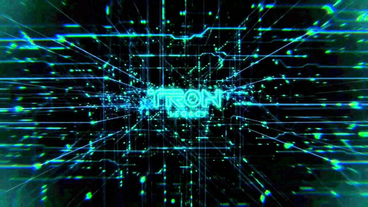 Electric Blue Wallpaper Hd Tron Legacy End Titles Youtube