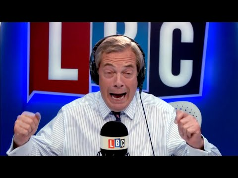 The Nigel Farage Show: Is Britain losing its special relationship with the US? LBC - 24th April 2018