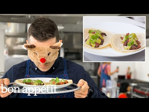 Recreating Roy Choi's Carne Asada Tacos From Taste | Bon Appétit