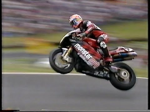 BSB - British Superbike - Cadwell Park - Race 1 - 2003.