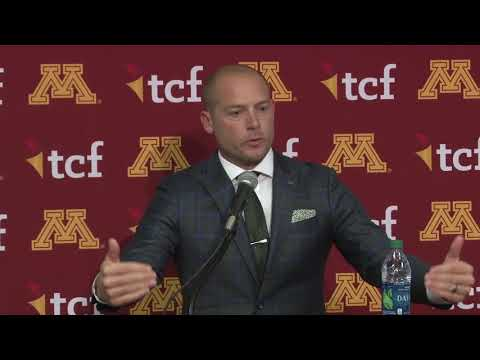 Press Conference: Coach Fleck Previews Nebraska