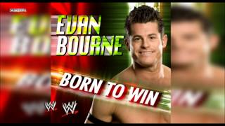 "WWE: ""Born To Win"" (Evan Bourne) Theme Song + AE (Arena Effect)"