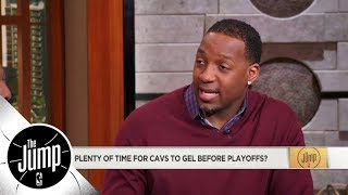 Tracy McGrady on Cavaliers: They can't win an NBA Finals playing this way | The Jump | ESPN
