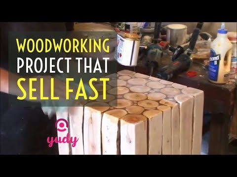 DIY- Woodworking Projects That Sell Fast