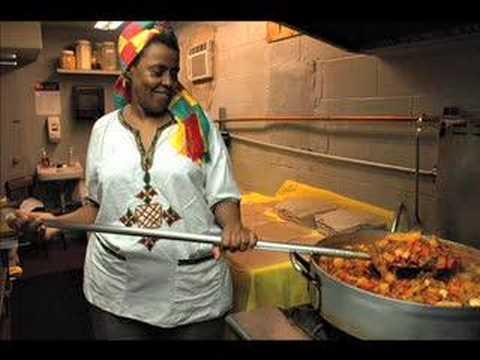 Aster's Ethiopian Restaurant In Pictures