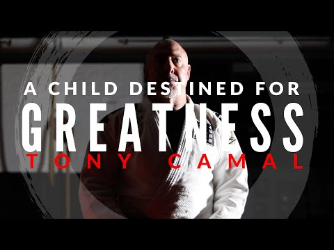 A CHILD DESTINED FOR GREATNESS | TONY CAMAL
