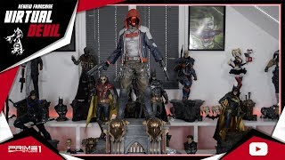 PRIME 1 STUDIO : RED HOOD STORY PACK !!! UNBOXING ET REVIEW