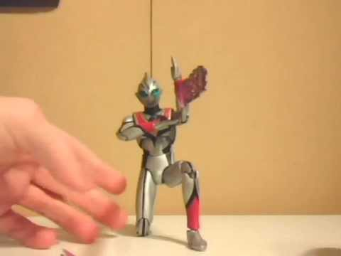 Rolling Reviews: Ultra-Act Ultraman Evil Tiga