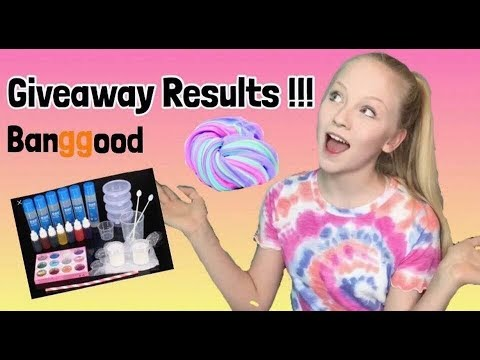 Banggood Giveaway Results ❤️ Winners Announced