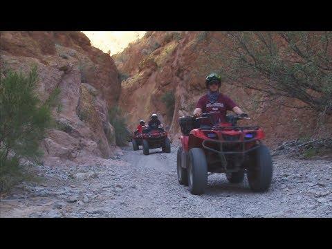 Florence Arizona Box Canyon ATV Trip