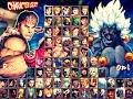 Hyper Street Fighter IV M.U.G.E.N Hi-Res (GAME COMPLETO) by Ristar87 & Tradt #Mugen #AndroidMugen