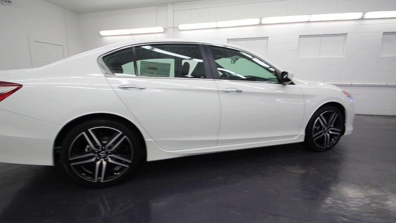 2017 honda accord sport special edition white orchid pearl ha031251 seattle renton youtube. Black Bedroom Furniture Sets. Home Design Ideas