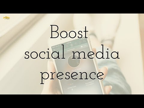 Easy way to get more engagement on your social media channels