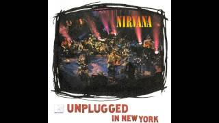 Nirvana - On a Plain (Unplugged) [Lyrics]