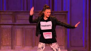 Auditie - Elisa Uyttendaele - SO YOU THINK YOU CAN DANCE
