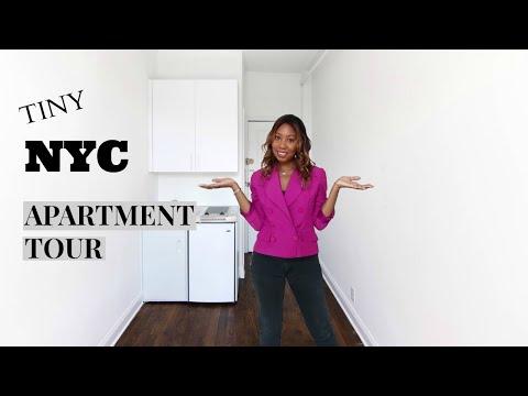 TINY NYC Apartment