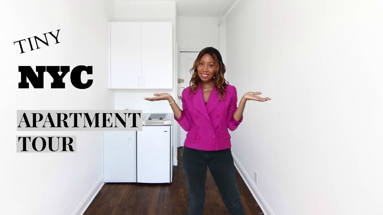 Tiny Nyc Apartment Tour 70 Sqft