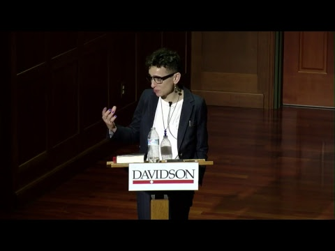 Keynote by Journalist, Author and Activist Masha Gessen
