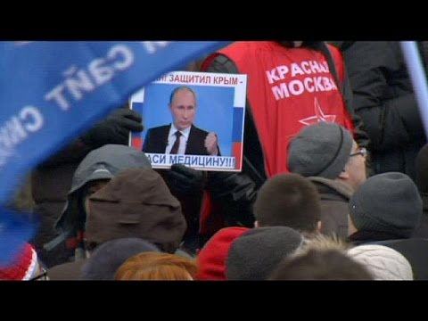 Moscow doctors protest at healthcare reforms