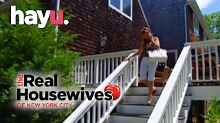 Real Housewives of New York // Season 1 // Off To The Hamptons