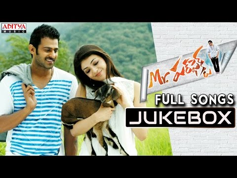 Mr Perfect Telugu Movie Songs Jukebox || Prabhas, Kajal, Tap