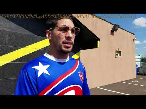 DANNY SWIFT GARCIA DISCUSSES HIS RETURN TO THE RING AND UPCOMING FIGHTS