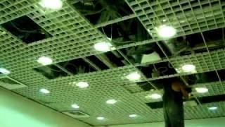 Потолки Грильято - монтаж(, 2014-12-26T13:03:49.000Z)