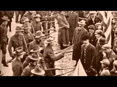 Bread and Roses: The Lawrence Mill Strike of 1912