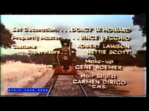 CKVR Channel 3 Barrie End Credit Announcements
