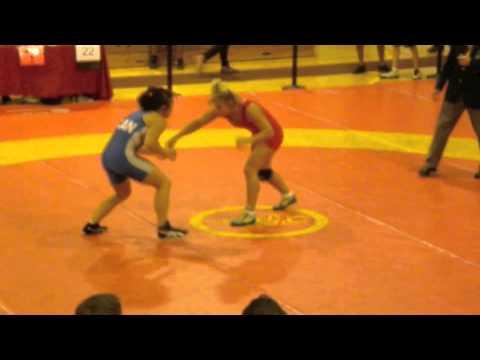 2009 Canada Cup: 59 kg Deanna Rix vs. Katie Patroch
