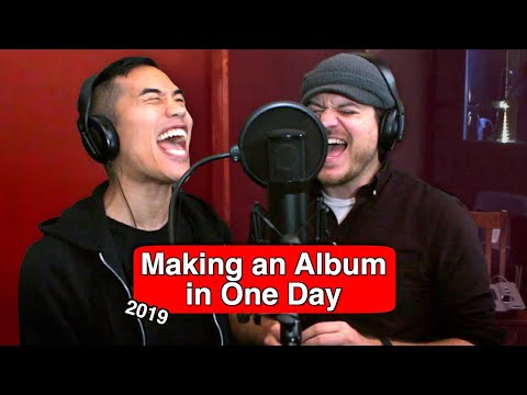 Album in a Day 2019 (w/ Andrew Huang)