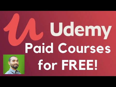 Get Paid Udemy Courses For Free - Lifetime Access