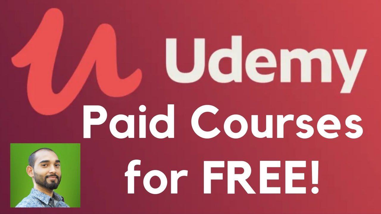 Get Paid Udemy Courses for Free - Lifetime Access 2019
