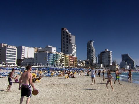 From fear to fortune: Tel Aviv