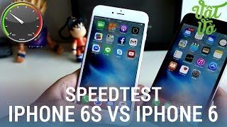 Vật Vờ| So sánh iPhone 6s và iPhone 6