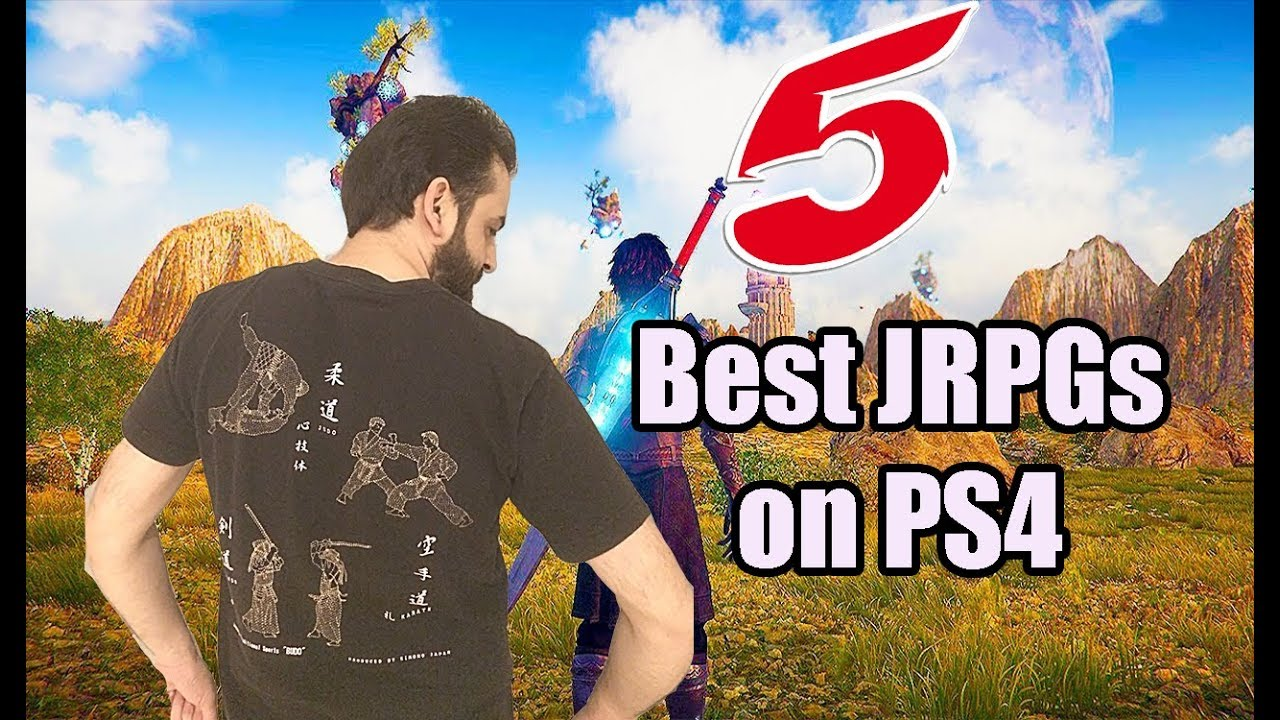Top 5 Best JRPGs on PS4 - Fox View Games