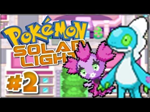 Pokemon Fakemon Game ► Pokemon Solar Light and Lunar Dark 4.0 ► Episode 2 - SERPENTINE GYM!