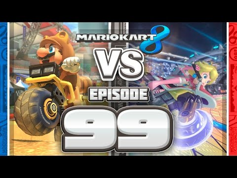 GROUP KARAOKE Mario Kart 8 Online Team Races - Ep 99 w/ TheKingNappy + Friends!