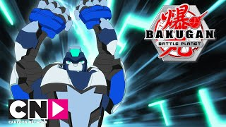Bakugan: Battle Planet | W drużynie siła | Cartoon Network