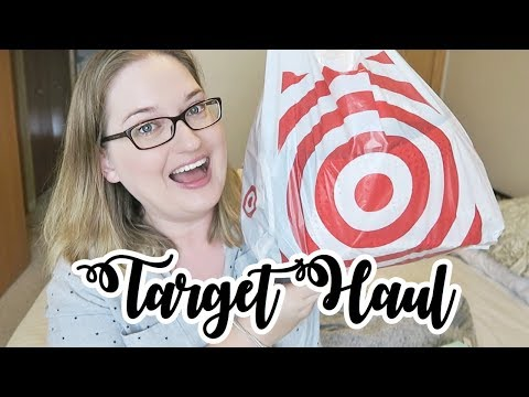 Target Haul | Cleaning - Kitchen - Clothing - Nails