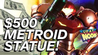 A $500 Metroid Prime Statue To Hold You Over Till Metroid Prime 4 - Up at Noon