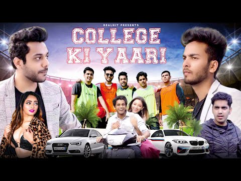 College Ki Yaari Feat. Elvish Yadav | RealHit