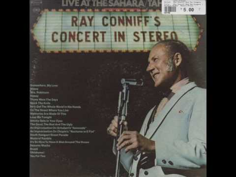 Ray Conniff, His Orchestra and Chorus - Concert In Stereo (1969)
