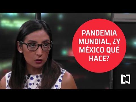 Pandemia mundial, ¿y México qué hace? - Punto y Contrapunto