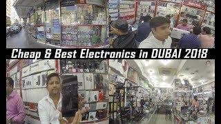 Dubai Mall vs Dubai's Mobile Market(Price Comparison