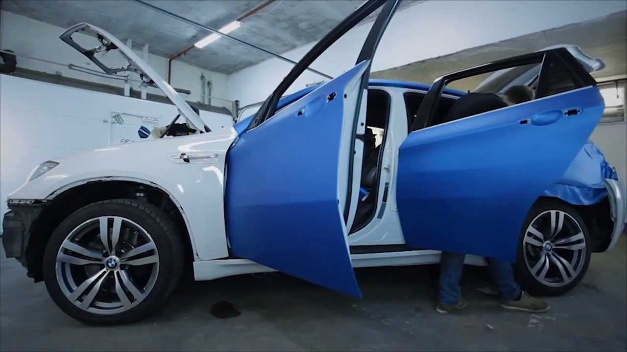 Bmw X6m Arlon Blue Aluminium By Dc Tuning Youtube