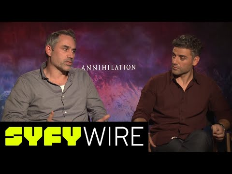 Annihilation's Oscar Isaac On Balancing Star Wars And More  SYFY WIRE