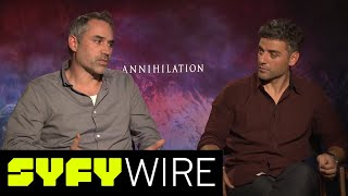 Annihilation's Oscar Isaac On Balancing Star Wars And More | SYFY WIRE