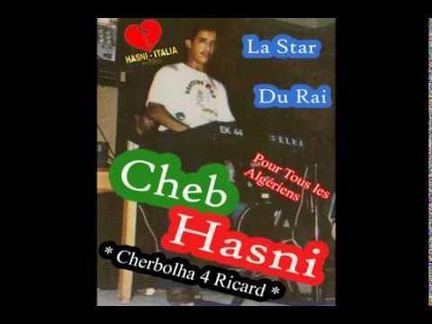 Hasni - Cherbolha 4 Ricard - 1987 - Introuvable