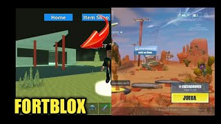FORTNITE IN ROBLOX!!! | THE BEST BATTLEROYALE SEASON 6 and 7 ALV